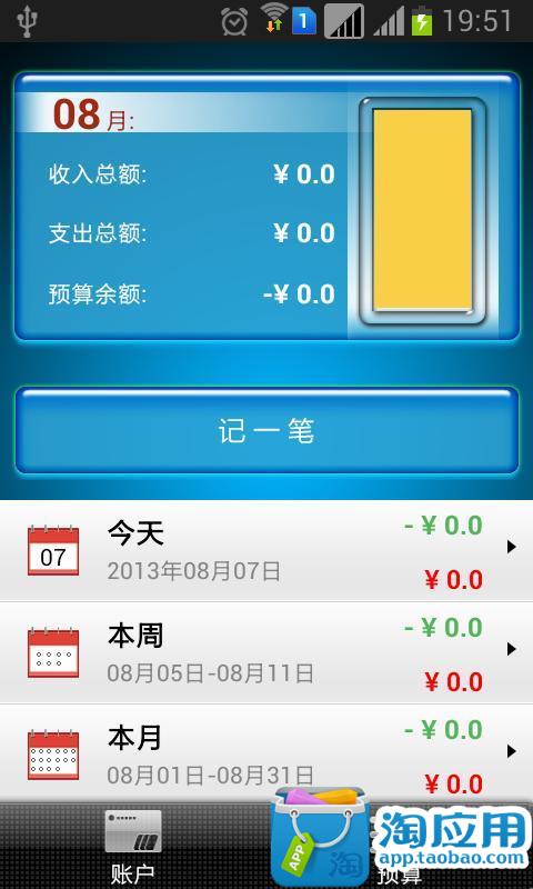 記帳軟體2014 | 富朋友理財筆記