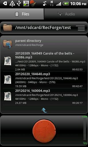 RecForge录音机