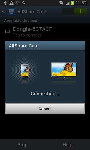 AllShareCast Dongle