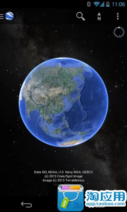 生活必備免費app推薦|Google地球線上免付費app下載|3C達人阿輝的APP