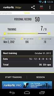 Sit ups 0 to 200 Situps Abs Workout Trainer free, by ... - iTunes