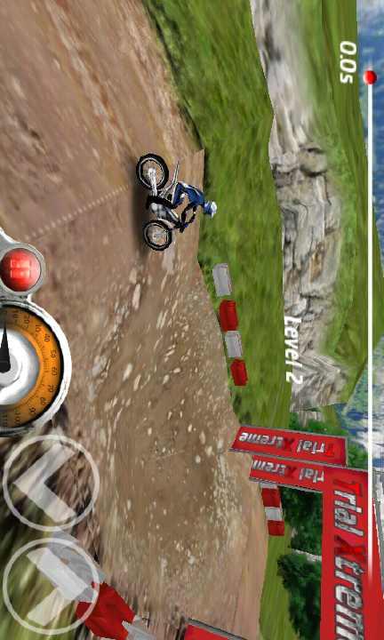 Trial Xtreme摩托