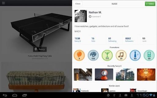 玩社交App Fancy免費 APP試玩