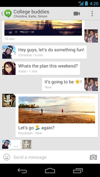 Sign in and out of the Hangouts Chrome desktop app - Hangouts Help