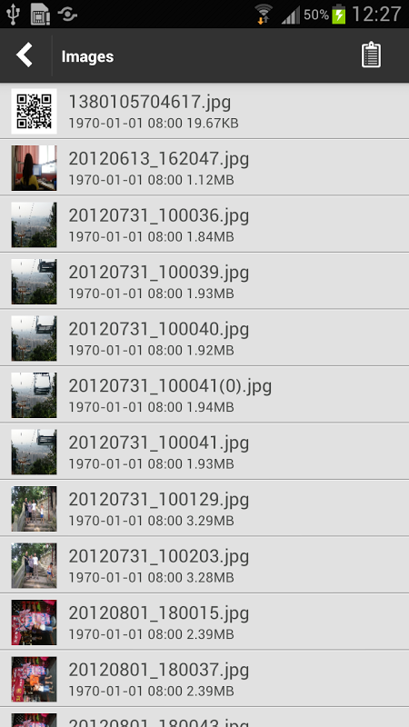 DLNA Client for Lidroid File