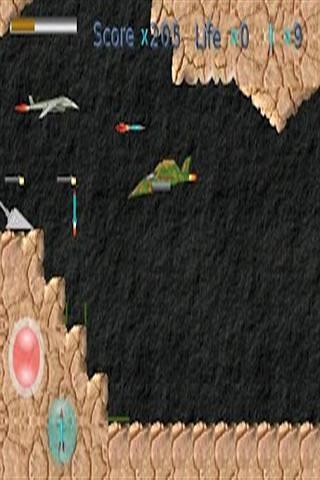 飞行小游戏