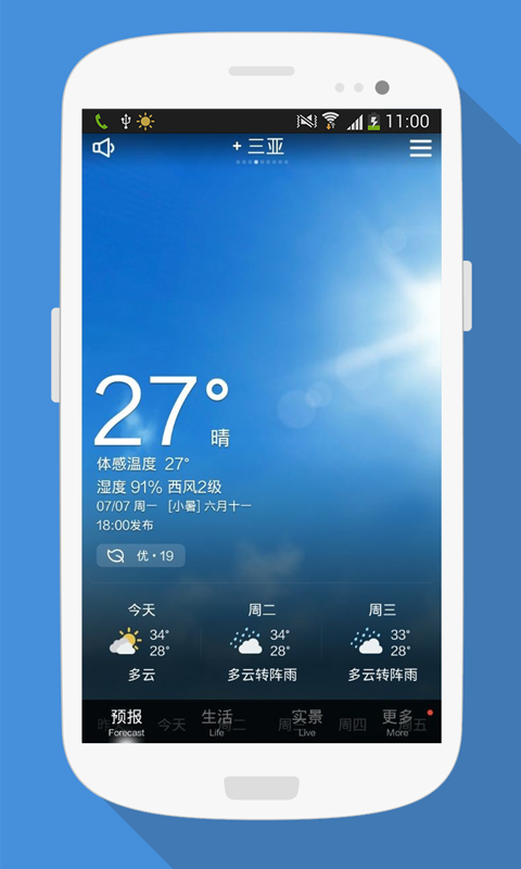 台灣的天氣on the App Store - iTunes - Apple