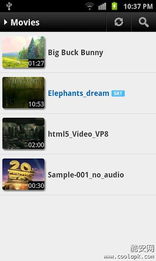 【免費媒體與影片App】MX Player-APP點子