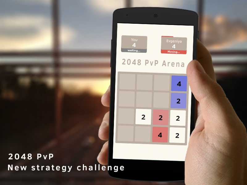 2048 PvP Arena