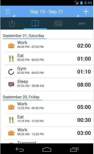 【免費工具App】时间记录器-APP點子