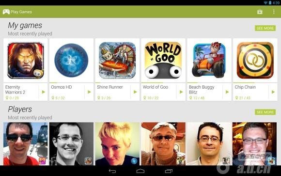 【免費社交App】Google Play 游戏-APP點子