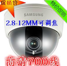 Купольная камера Samsung SCD