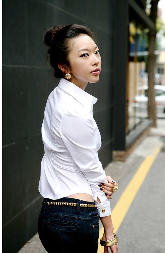 женская рубашка 05 2013