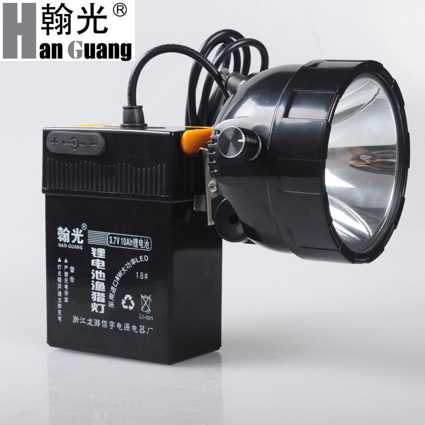 Рыболовный фонарик John light 18 8W John light