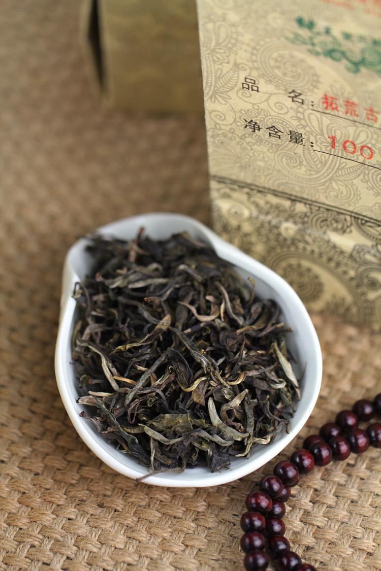 2013年私家拓荒古树1号散茶 - 阎红卫 - 阎红卫经赢之道策划产业联盟