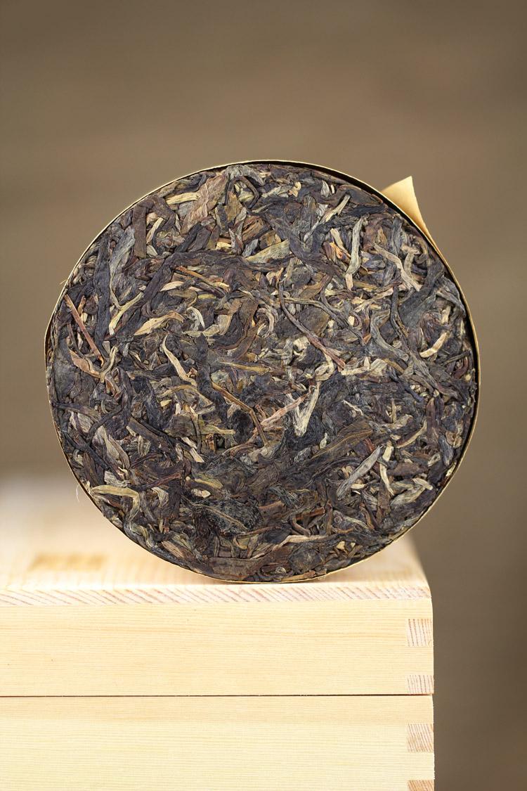 2012年定海神针5千克古茶茶柱 - 阎红卫 - 阎红卫经赢之道策划产业联盟