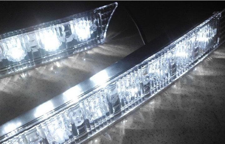 лампа Daytime Running Lights  A6 LED A6