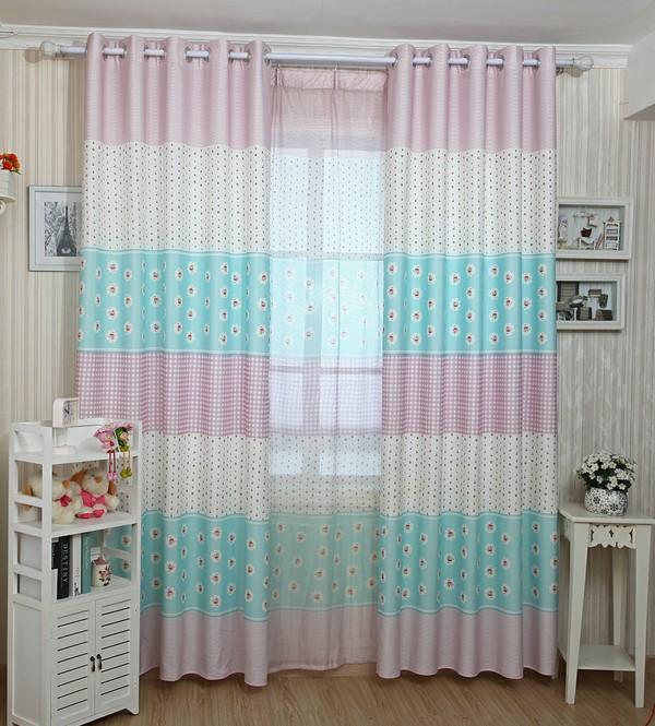 Шторы тканевые Cabin fabrics