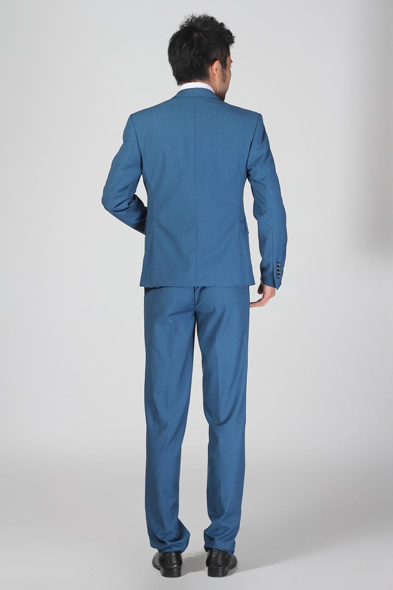 2018 New 2017 Men\'S Suits Leisure Business Men\'S Wedding Suits ...