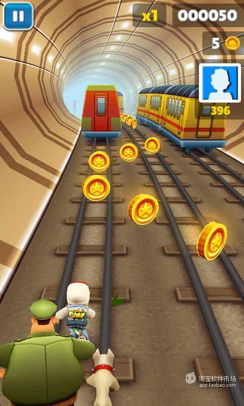 地铁跑酷升级版 玩體育競技App免費 玩APPs