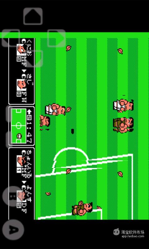 玩體育競技App 热血足球3不完全汉化版免費 APP試玩