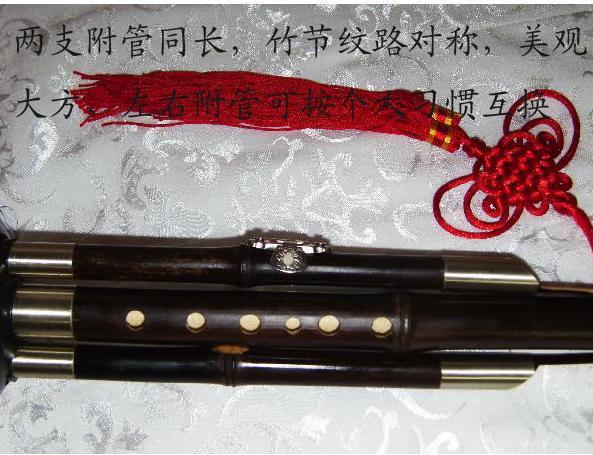 Флейта Профессиональное выступление уровень zizhu три съемный f или g ключевых high-end играть cucurbit уровня Хулуси