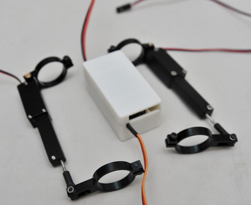 Запчасти и устройства для радиоуправляемых самолётов Peng Yi  680/690