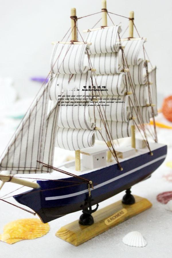 Декоративный корабль 20