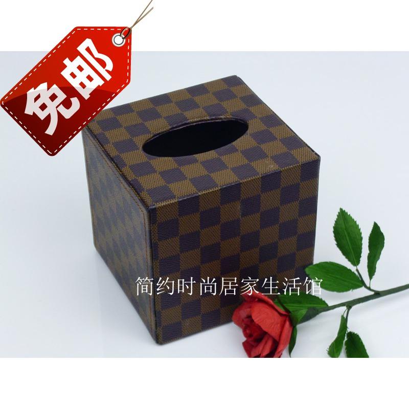 Коробка для салфеток Macro vibration