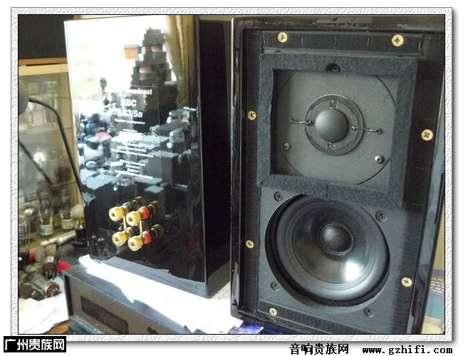 Classic reproduce, Voice of America LS3/5A Speaker