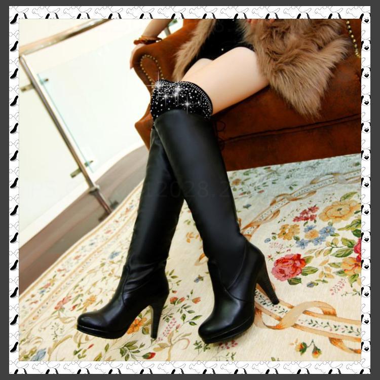 Женские сапоги Shang l women's shoes 247100710 2013