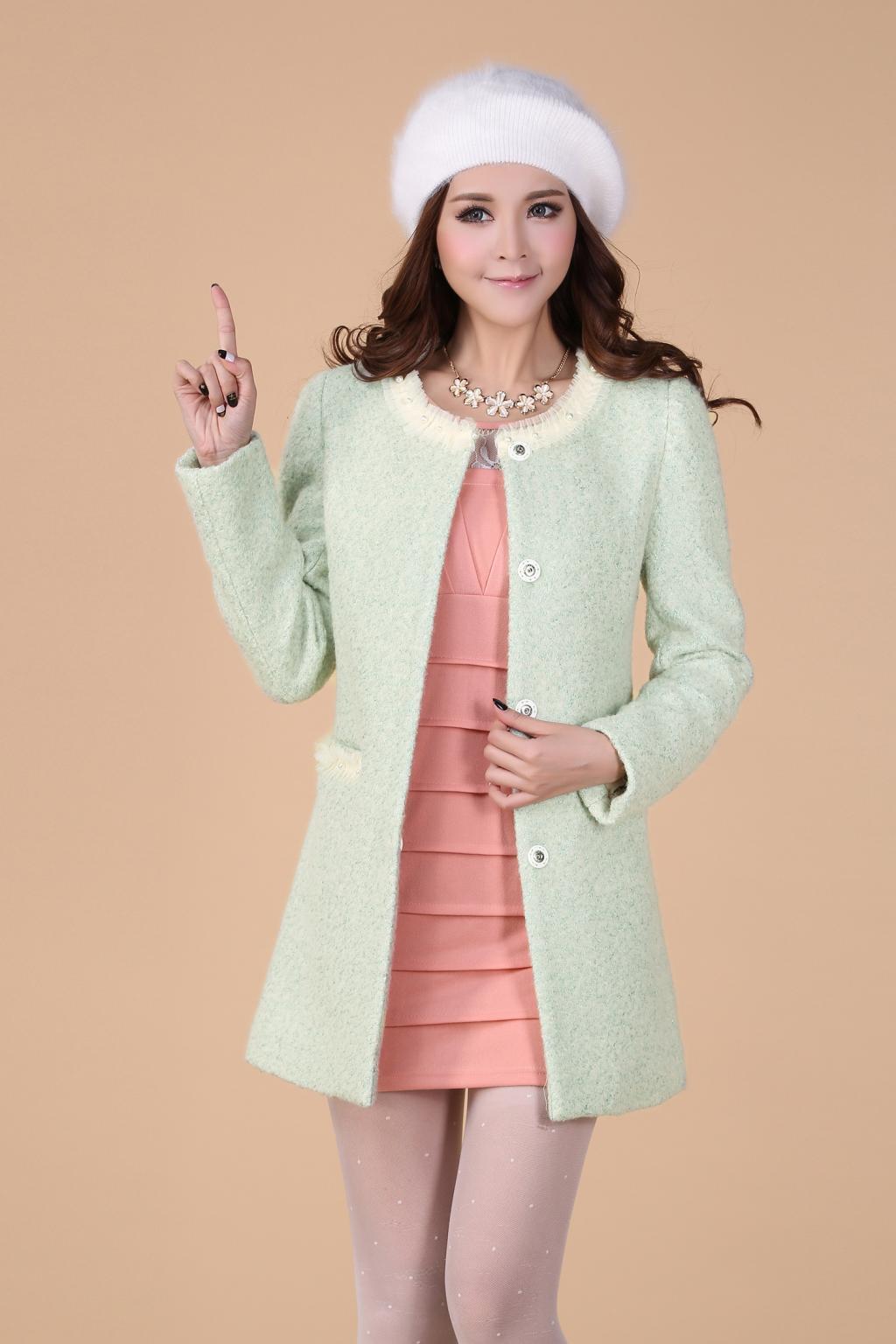 женское пальто Magazine Philippines kf8802 2013 Magazine Philippines