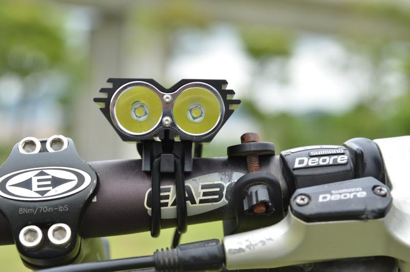 велосипедный фонарь X2 x2/t6