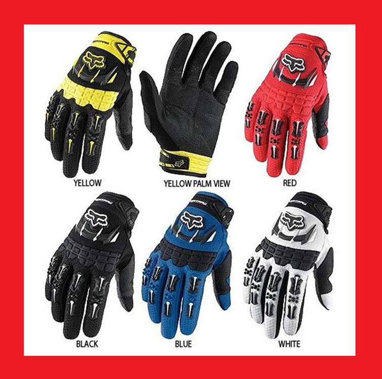 Велосипедные перчатки Hun  FOX 08 DIRTPAW