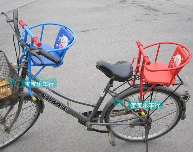 Как сделать детское кресло для велосипеда своими руками