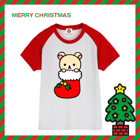 Dream Bus Dream Christmas Special Edition of the bus easily bear cubs Christmas stockings lovers with ease san-x007
