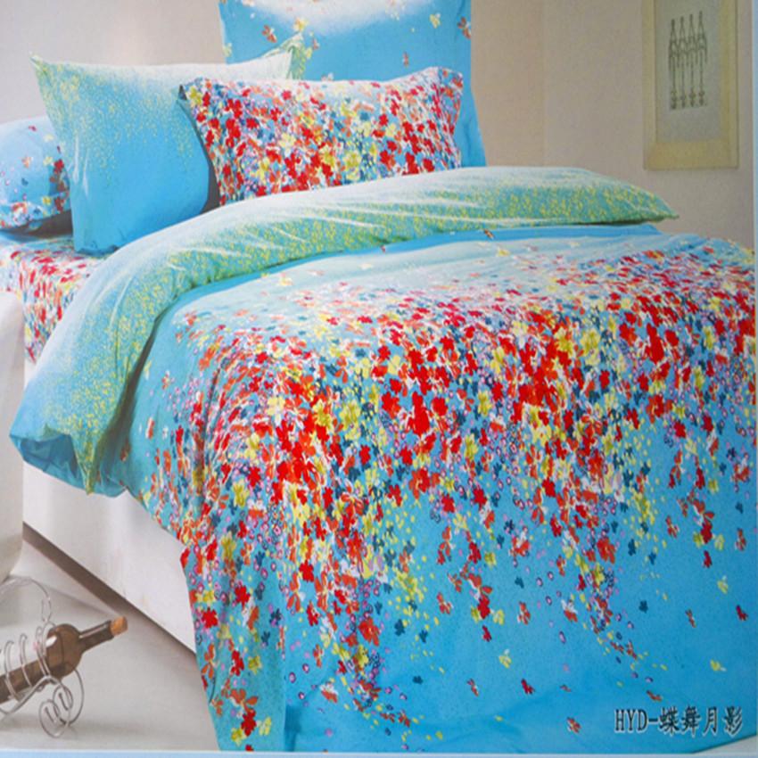 包邮特价钻石棉平纹单人双人1.2/1.8米被套床单床上用品四件套 - 设计师 - 时尚与搭配