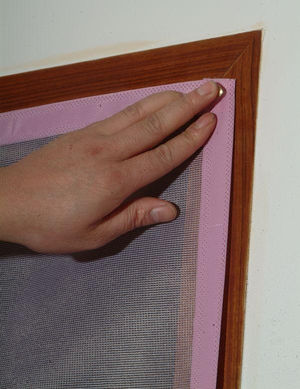Антимоскитная сетка Дин, лицензирование DIY магнитного экрана окна комаров экран двери 90 * 235 см экологически комаров экрана