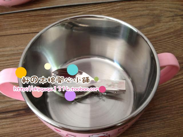 Ryde Practical Stainless Steel Solid Collapsible Portable Tableware Accessories Baby Spoon