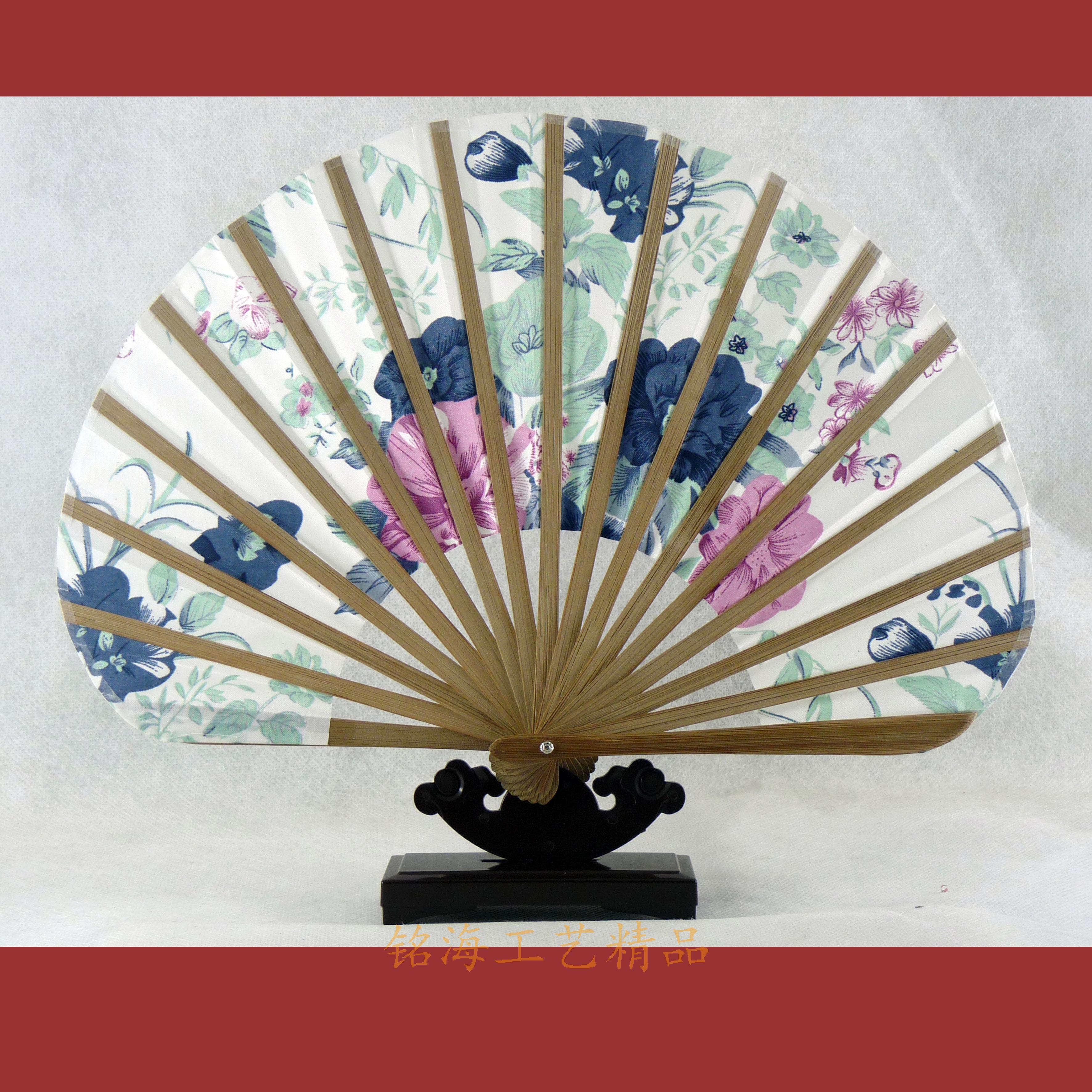 Декоративный веер Ming Hai