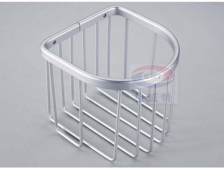 GWT GWEAT paper towel rack space and aluminum bathroom glass shelf basket and toilet tissue holder toilet paper holder