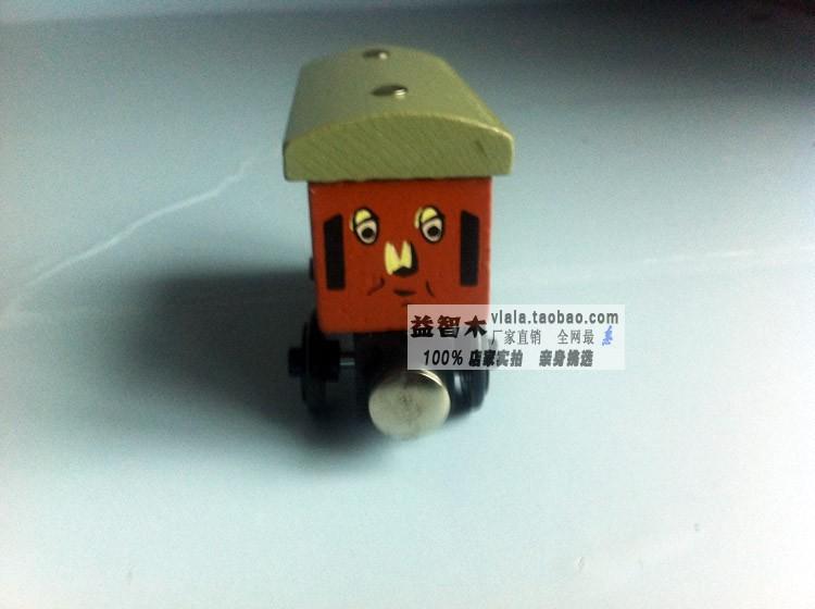 性tomy木制托马斯小火车轨道玩具 22号卡拉贝尔 -价格,厂家,图