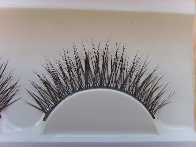 False eyelash eyelash longer natural pure manual  F14 ( 5 pairs )