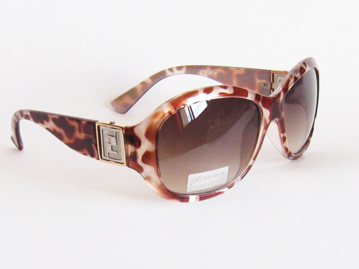 Designer dark sunglasses