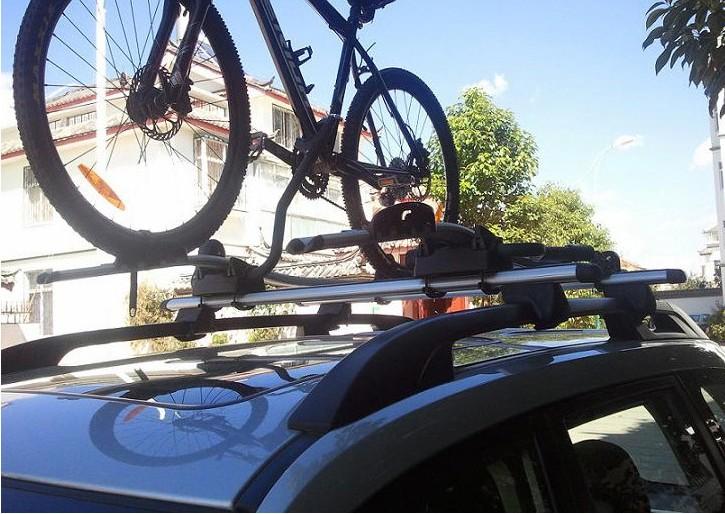 багажник Багажник на крыше крест железной алюминиевых крест бары автомобилей на верхней полке автомобиль велосипедов стойку с блокировки universal