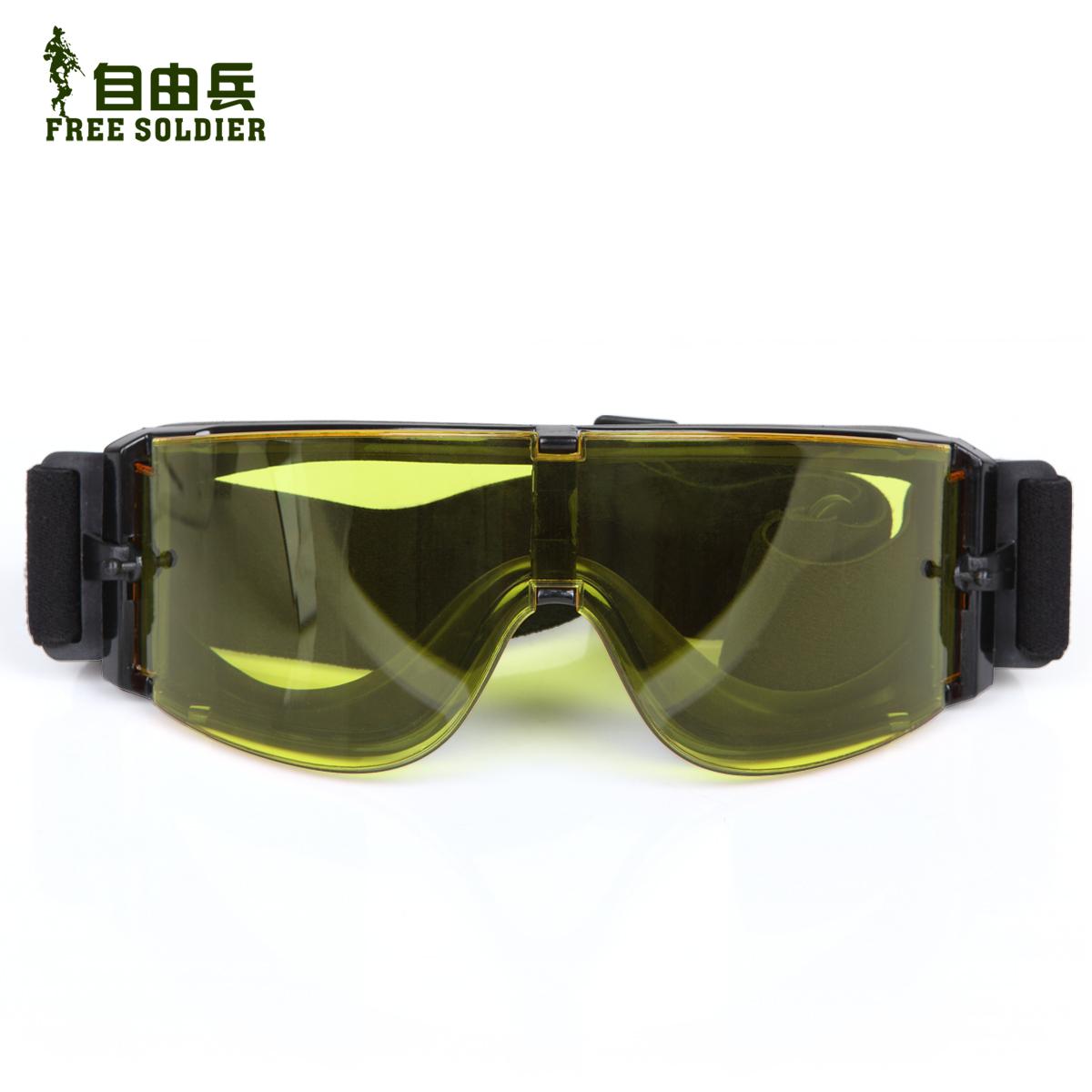 Защитные очки для туризма и кемпинга Free Soldier FS/x800 X800 Free Soldier / free soldiers