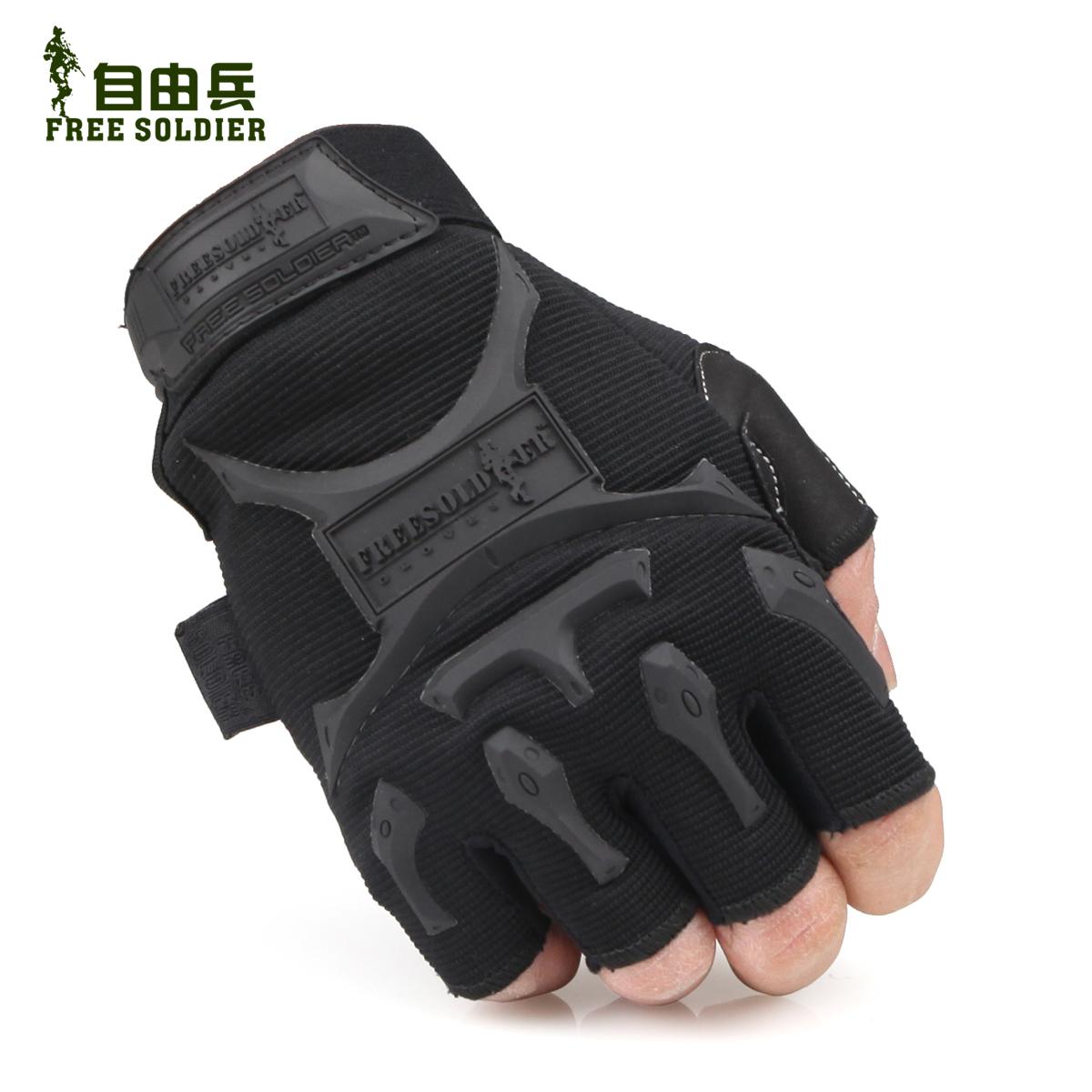 Перчатки для туризма и кемпинга Free Soldier st023 Free Soldier / free soldiers