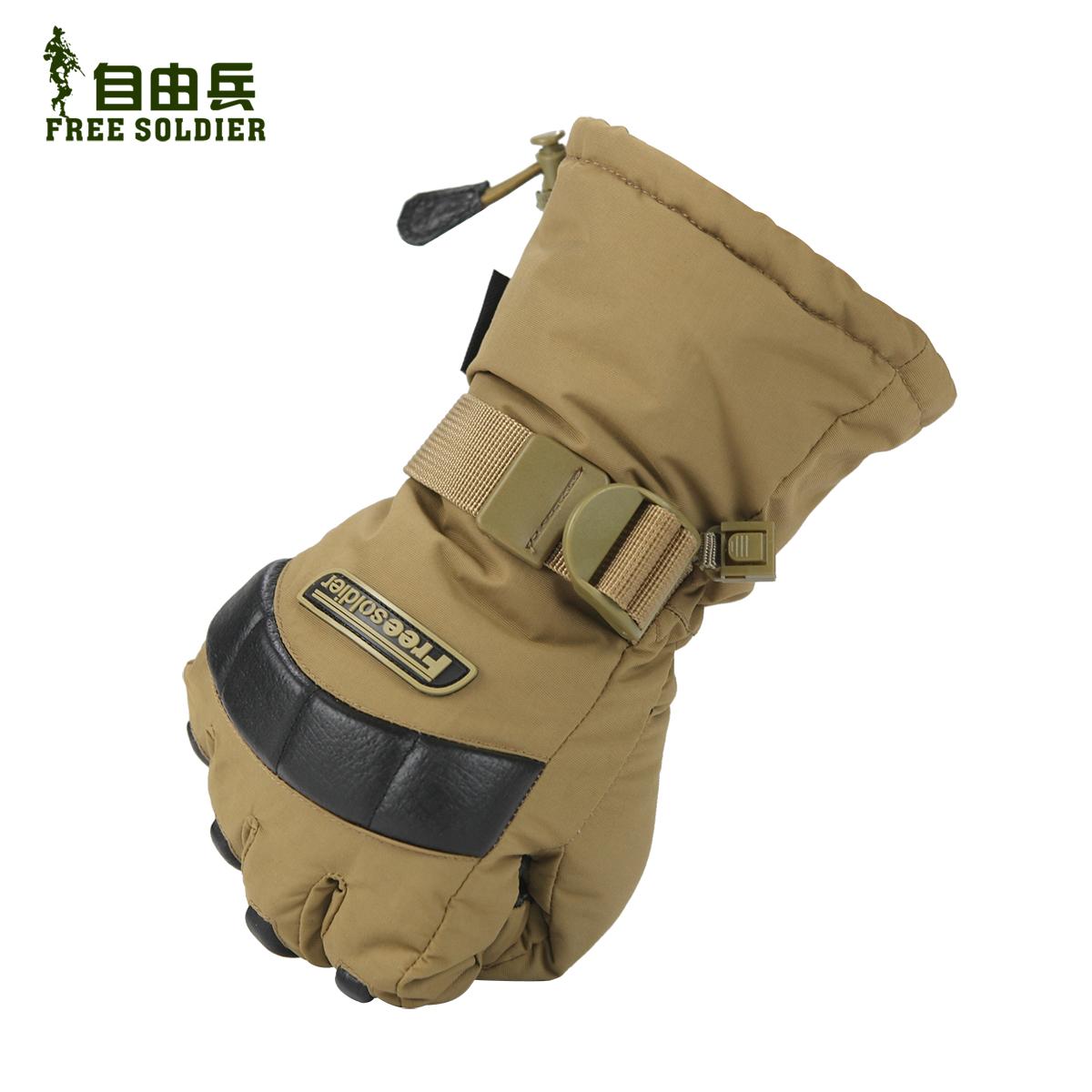 Перчатки для туризма и кемпинга Free Soldier FS/st19 Free Soldier / free soldiers