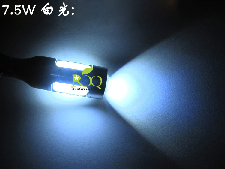Run Green 11 Peugeot 408 T15 led rogue reversing lights reversing lights W16W Car Reversing Bulb