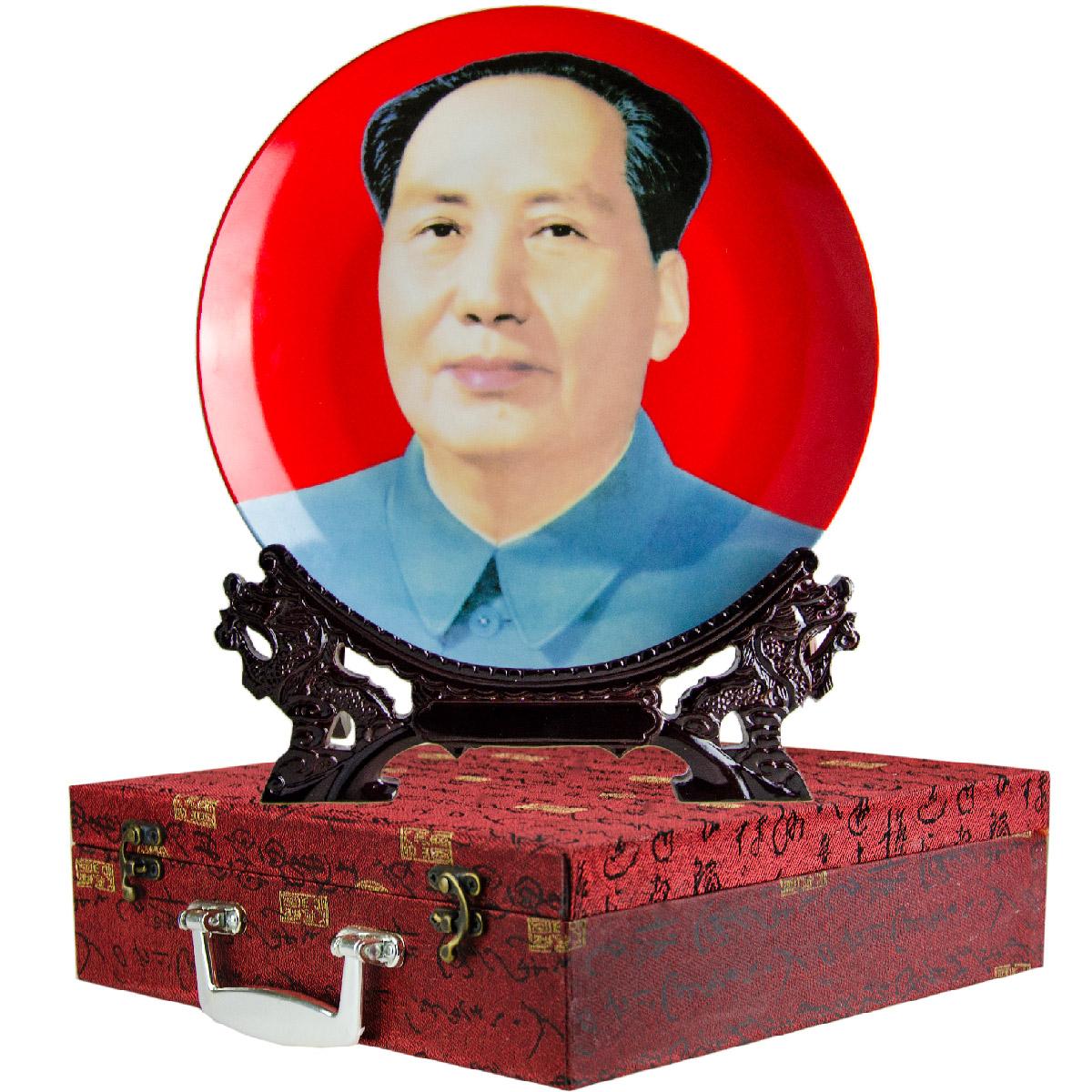 Декоративная тарелка Red Brigade ancient capital 262651/2326